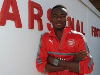 Kelechi Nwakali of Arsenal joins VVV Velo on loan