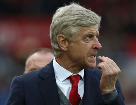 Wenger confident of Arsenal win over Chelsea