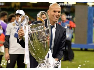 Zidane repays his world record transfer to Madrid in prize money