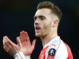 Chambers agrees Arsenal extension until 2021