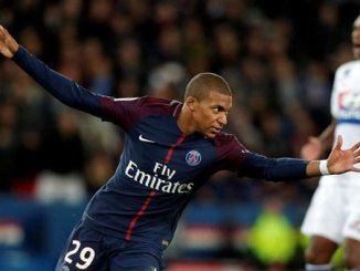 Mbappe, the youngest ever player to be nominated for the Ballon d'Or