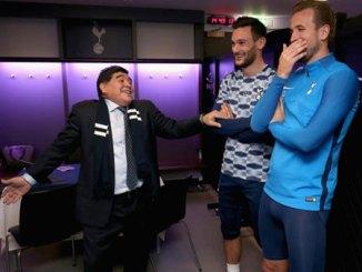 The invaluable goalscoring advice Maradona gave to Kane