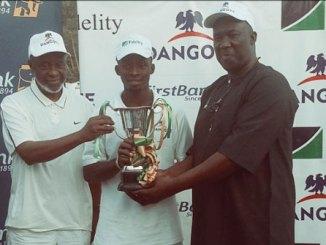 : Nigerian tennis needs corporate sponsorship to rise