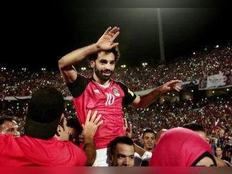 Egyptian Mohamed Salah