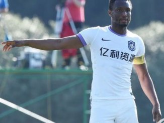 Mikel, Ighalo