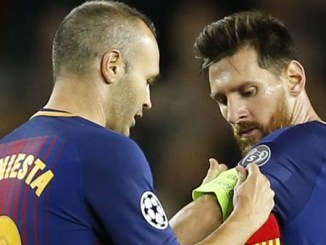 Andres x Messi