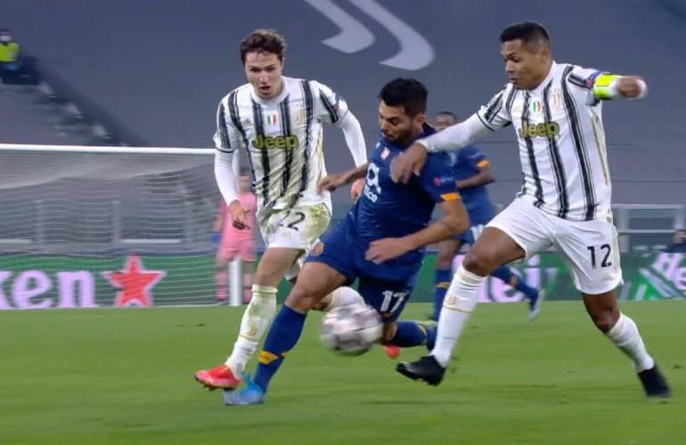 Porto knikkert Juventus uit de Champions League