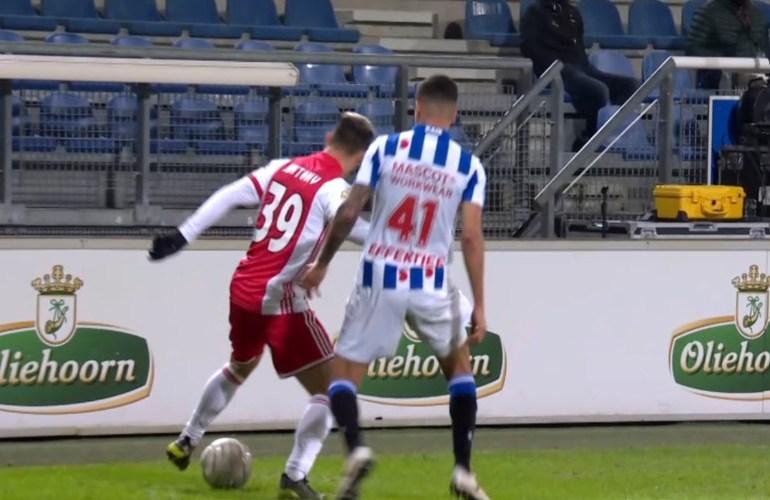 Ajax naar finale TOTO KNVB Beker