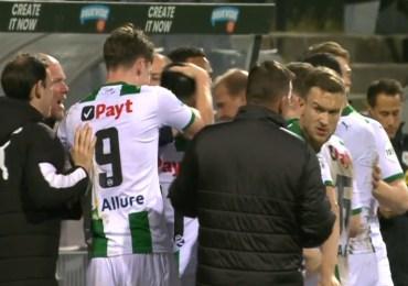 Tiental FC Groningen wint op bezoek bij VVV
