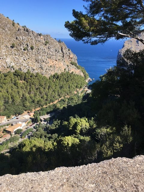 I don't have a photo of Duva. So have one of Sa Calobra. You're welcome.