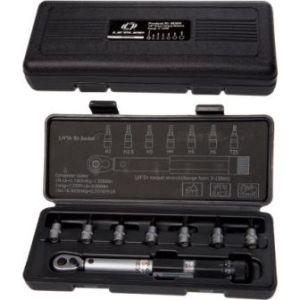 LifeLine Professional Torque Wrench Set