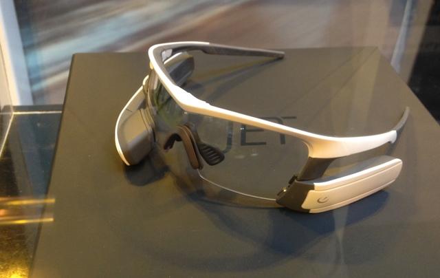 Recon Jet glasses