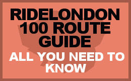 RideLondon 100 Route Guide