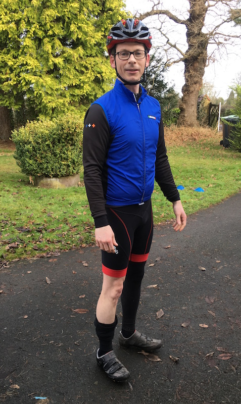 leg warmers for winter cycling