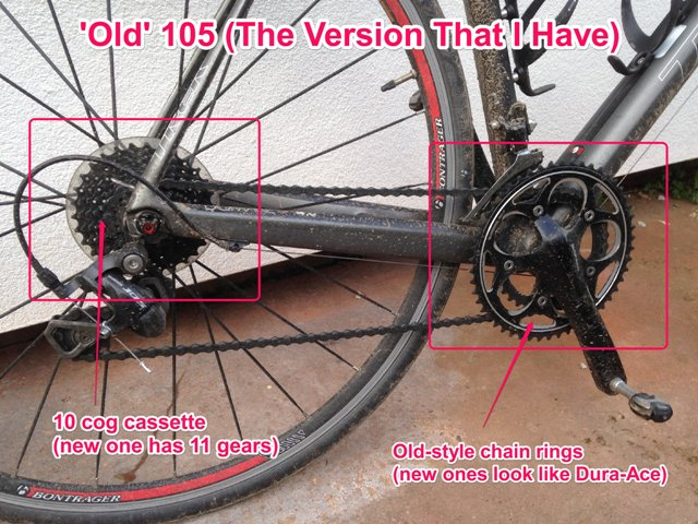 old 105