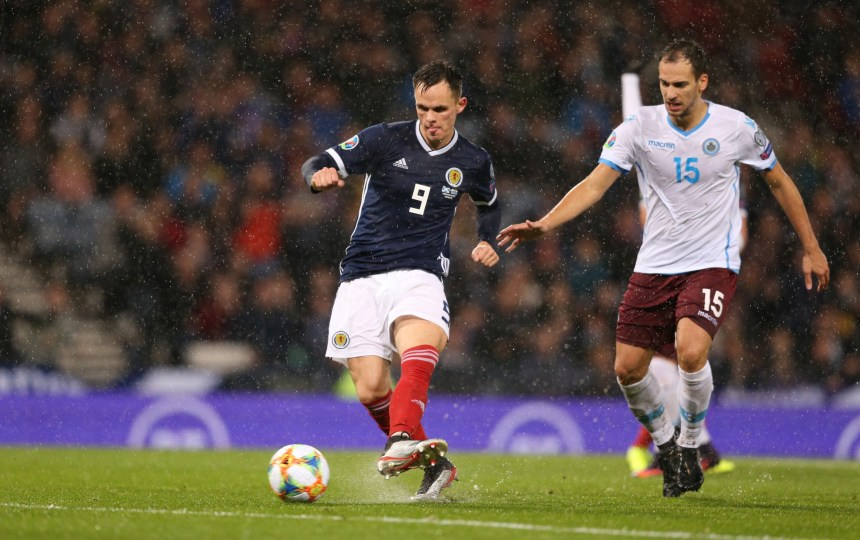 Lawrence Shankland in demand but may be better off staying at Dundee United  | Scotland | The Times