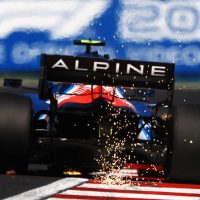 Esteban Ocon takes Alpine's maiden Grand Prix win after a chaotic wet start in Hungary