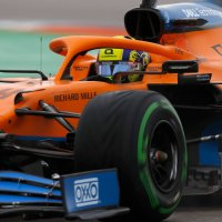 F1 2021 Russian Grand Prix: Qualifying report: Norris takes his first pole in tricky conditions