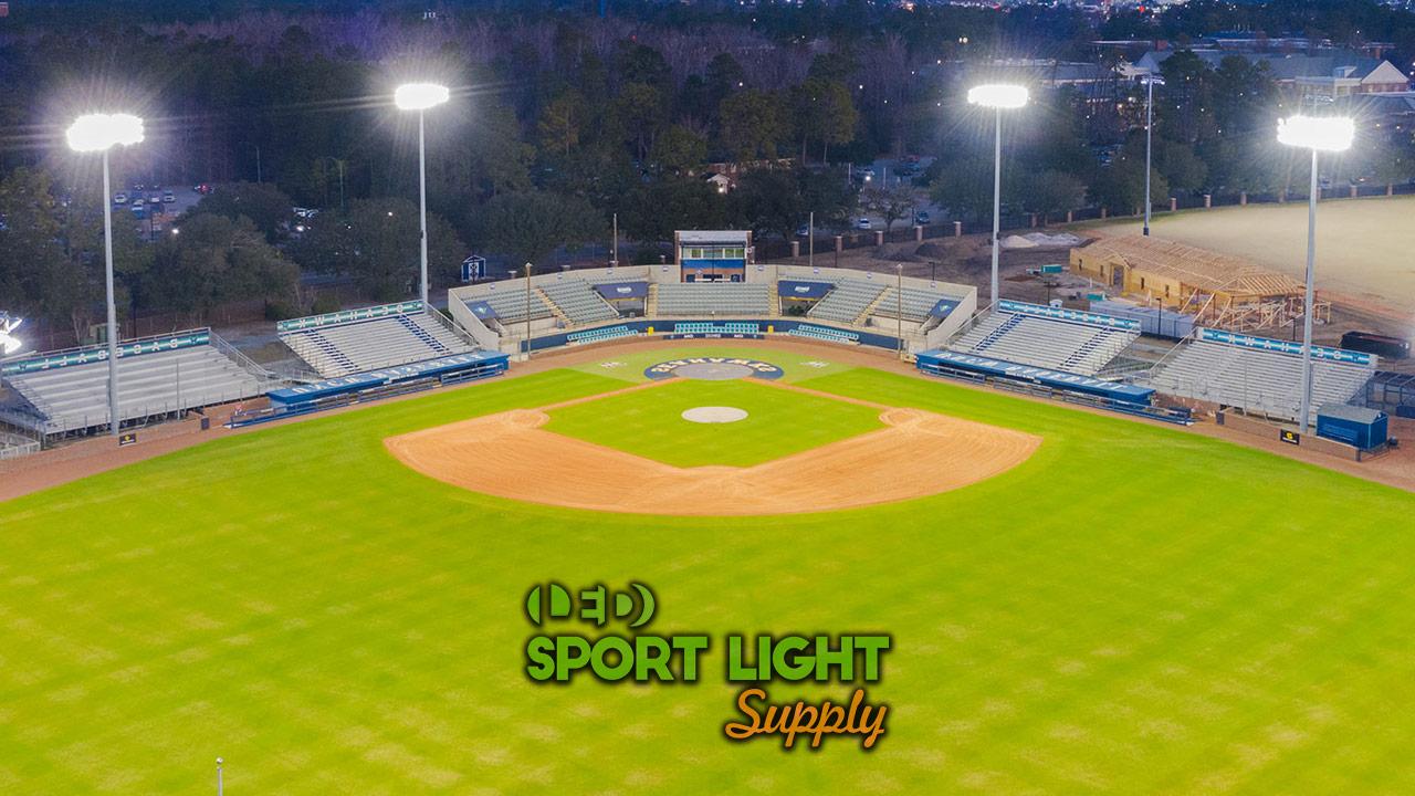softball stadium lighting cost