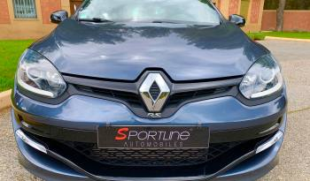 Renault MÉGANE 3 RS CUP 275 ch complet