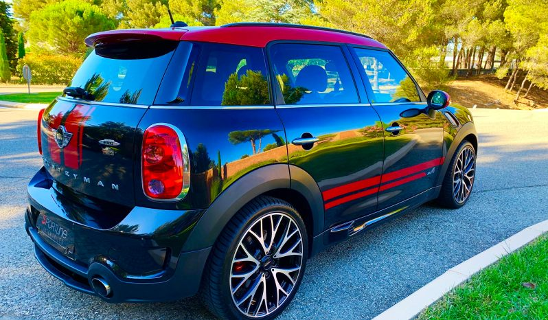MINI COUNTRYMAN JCW ALL4 218 ch complet