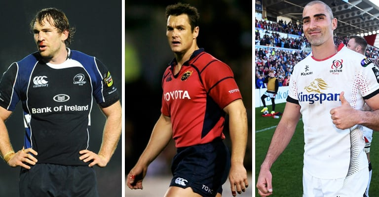 10 Of Ireland's Greatest Ever Rugby Imports
