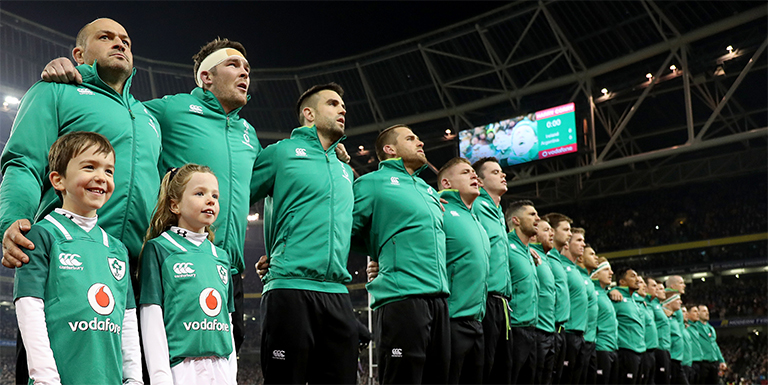 The Expected Ireland Team To Face Wales On Saturday