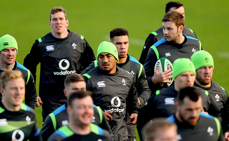 5 Talking Points As Joe Schmidt Names His Ireland Team For Argentina Test