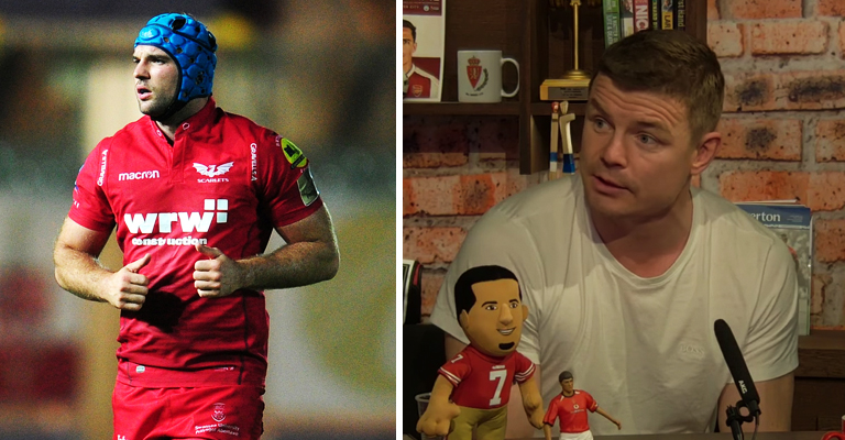 Brian O'Driscoll Has His Say On Tadhg Beirne And The Six Nations