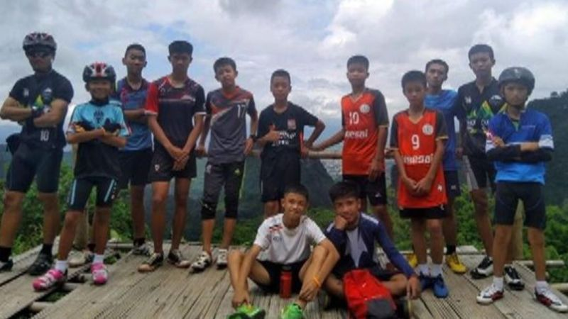 Boys And Coach On Soccer Team Stuck In Thai Cave Have All Been Rescued On 10th Of July 2018 — Gronda Morin