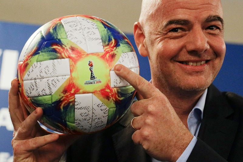 FIFA to make public the vote for 2023 Women's World Cup — News Trends & Tech
