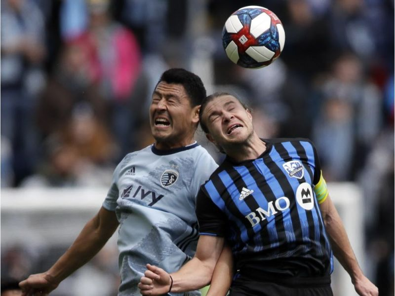 Impact sets sights on rebound against NYCFC after Kansas City drubbing — Montreal Gazette