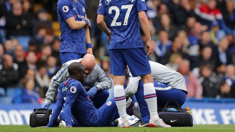 Chelsea's Sarri salutes Cahill, takes blame for Kante injury — ProSoccerTalk