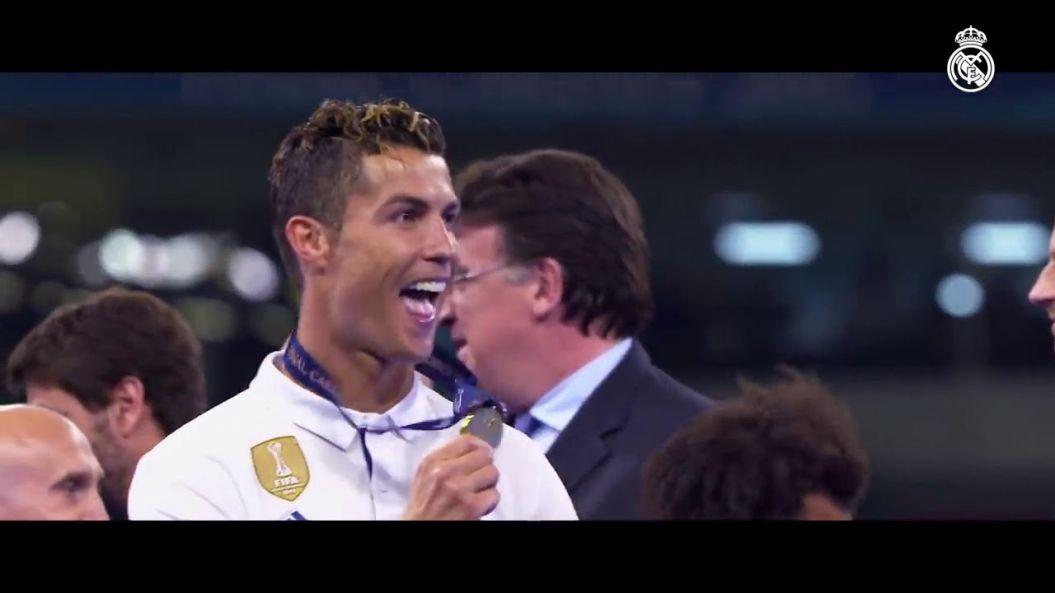 THANK YOU, CRISTIANO RONALDO | Real Madrid | tribute to RONALDO — blogmatic