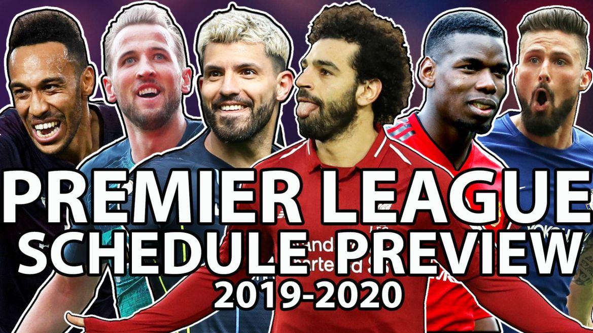 VIDEO: Analyzing the 2019-20 Premier League schedule — ProSoccerTalk
