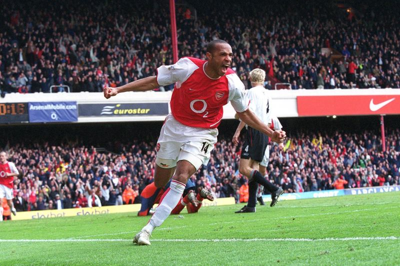 Thierry Henry: Arsenal legend is the greatest ever Premier League player — TASTE OF FOOTBALL