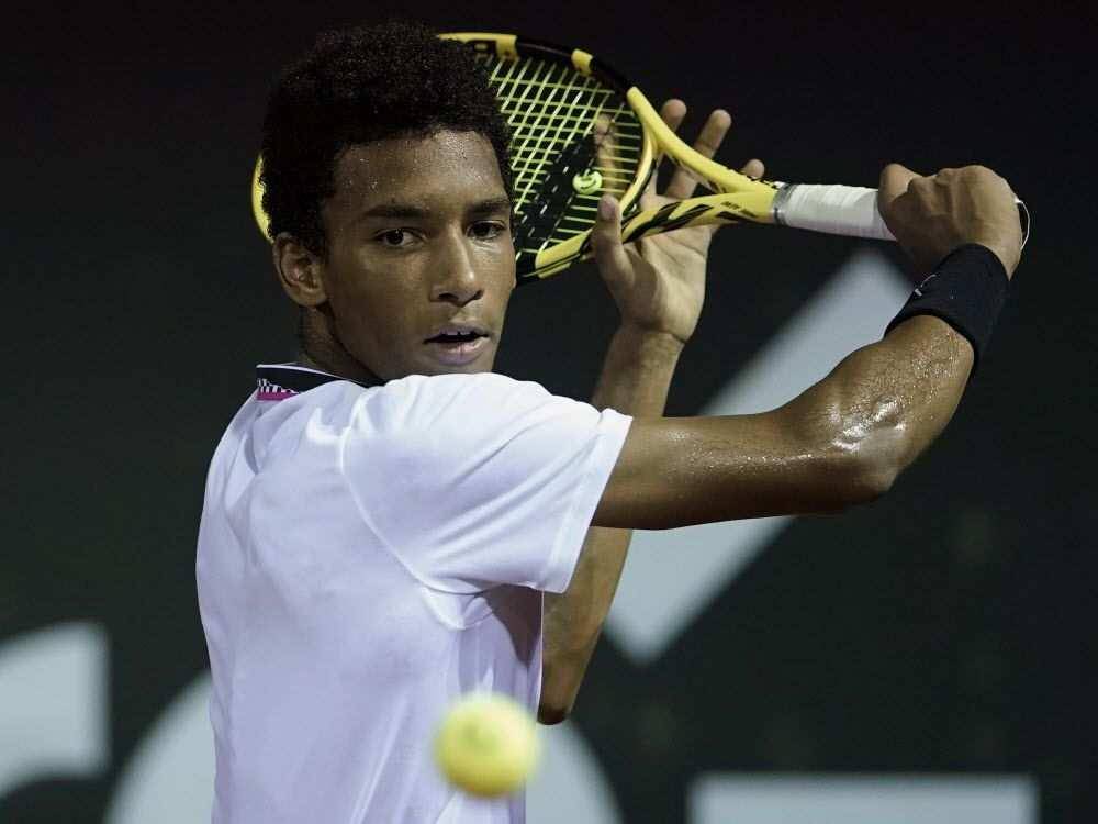Montreal teen Félix Auger-Aliassime takes big step with run in Rio — Montreal Gazette