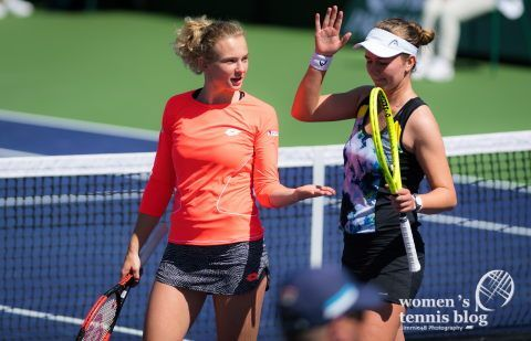 Doubles tennis tips: How to finally beat the lobber — Women's Tennis Blog