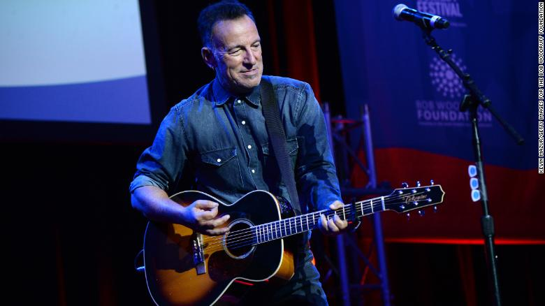 Bruce Springsteen opens up about his his battles with depression: 'I know I am not completely well' – CNN — The Indian Perspective