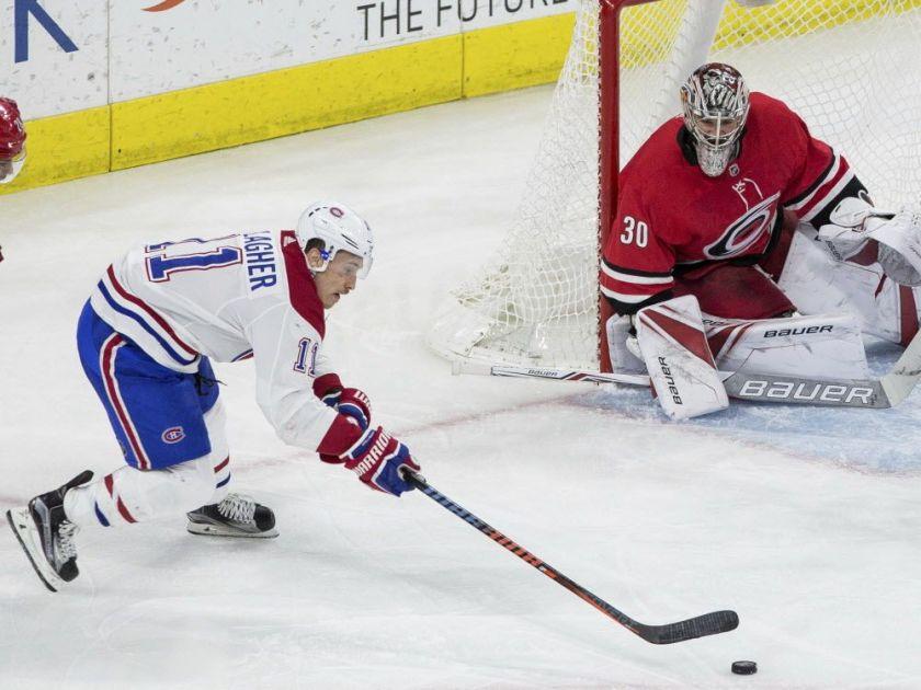 Liveblog: Canadiens beat Carolina 6-4 in a wild one — Montreal Gazette