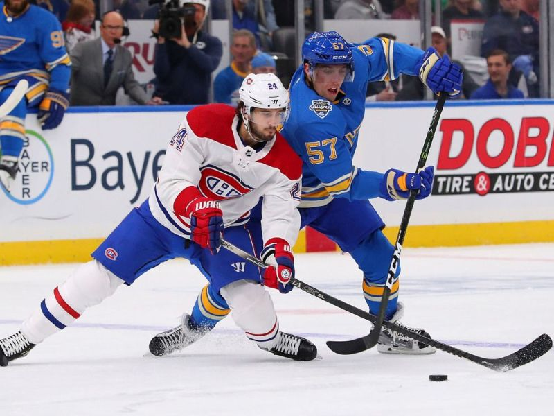 In the Habs' Room: Power play sparks Canadiens to 5-2 win over Blues — Montreal Gazette