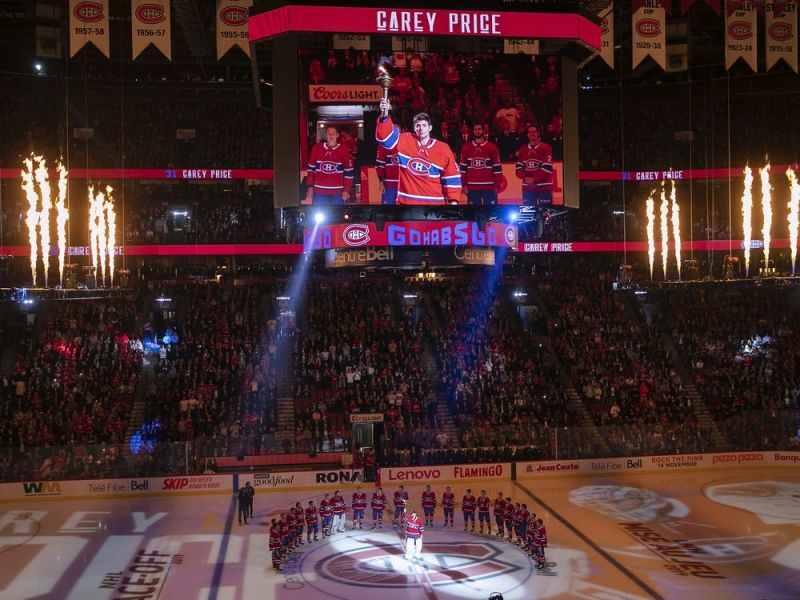 Watch: Fans at home opener confident Habs will win Cup … before Leafs do — Montreal Gazette