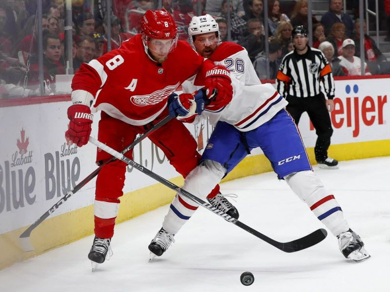 Jeff Petry scores winning goal as Canadiens move back into playoff spot — Montreal Gazette
