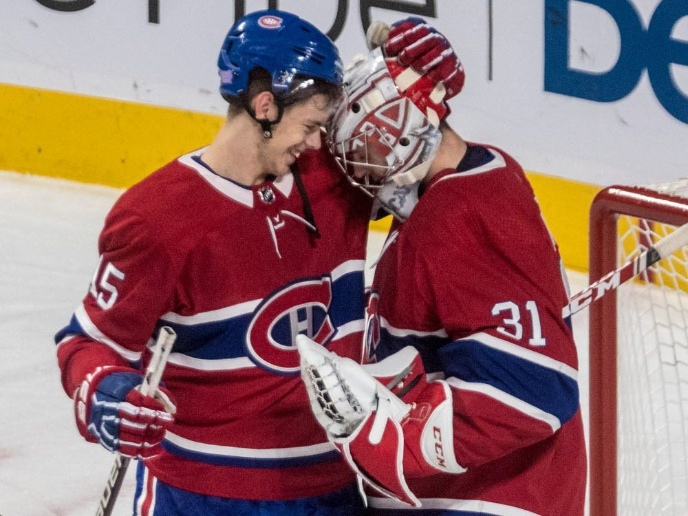 In the Habs' Room: 'I've never heard a building like that,' Domi says — Montreal Gazette