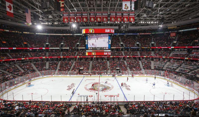 Unnamed Senators player tests positive for coronavirus — ProHockeyTalk | NBC Sports