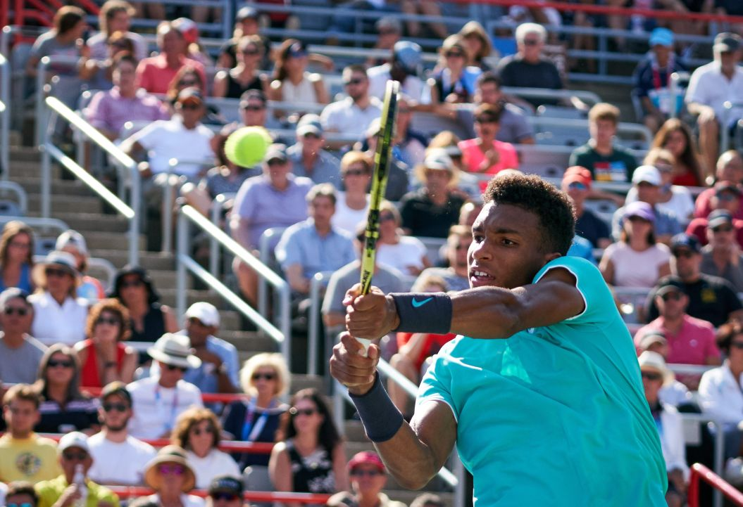 Félix Auger-Aliassime bounced from Rogers Cup — Global News