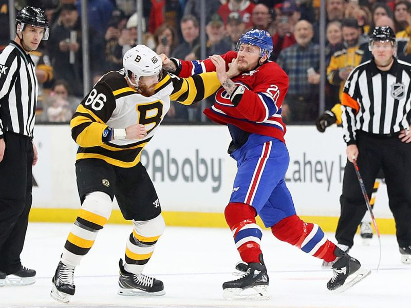 In the Habs' Room: Deslauriers fight 'gave us a spark' — Montreal Gazette