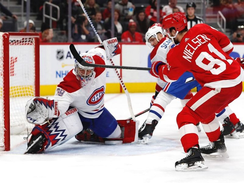 Frustration mounts as Canadiens lose to Wings for 3rd time this season — Montreal Gazette