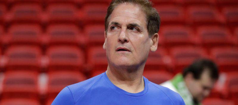 Somethings are Bigger Than Sports: Kudos to Mark Cuban —