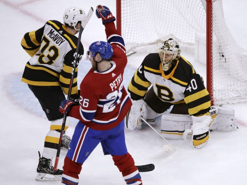 About last night … Carey Price steals one in Boston — Montreal Gazette